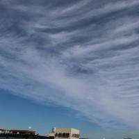二重雲か?