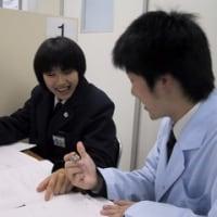 私立中学生の冬期講習会