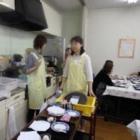 5月26日 新平野西小学校、コミュニティ会館見学