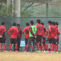 練習試合 vs京都外大西高校