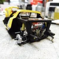 ストラトス1号車最終組み立てVer.3