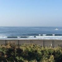 今日の波はどうだろな。5月19日