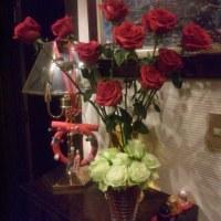 シャンソン歌手リリ・レイLILI LEY 人生に感謝 花達に感謝 シャンソンライフありがとう