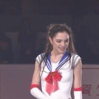 日本マニアのロシア女子が、セーラームーンコスプレで世界歴代最高得点で優勝!!