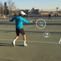 3拍子のテニスと2拍子のテニス