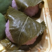 (関東の)桜餅