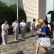 生徒会活動(さわやかマナーアップ運動②)