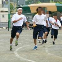 中学校の体育祭 ~全員リレー&選抜リレー~