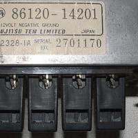 トヨタ セリカ用カーラジオ (86120-14201) 富士通TEN
