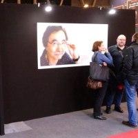 2017年3月24日 パリのサロン・ド・リーブル初日には漫画家谷口ジロー先生追悼の講演があった