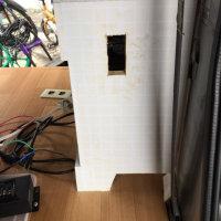 サンバーにサブバッテリーを積んでみました。