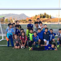 The last soccer lesson in Vancouver.