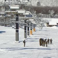 一気に積雪が増えました 170116