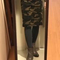 YOOXでDUVETICAのダウンジャケットを買いました