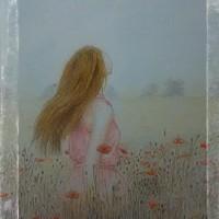 今月の作品「夏から秋へ」