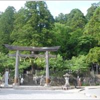 戸隠神社奥社&戸隠森林植物園&池巡り