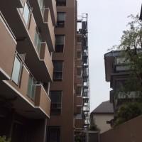市内分譲マンションの屋上防水改修工事の現場報告