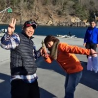 第7戦 今季最終戦を飾る大爆釣!! 海よ、ありがとう!