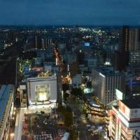 福島空港・郡山ビッグアイ(夜景)