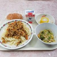 20170626 第1回学校評議員へ行ってきました。ε=ε=┏(・_・)┛ 美味しい給食も!!!