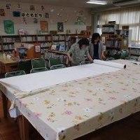 5/24 図書ボランティアさんが・・・