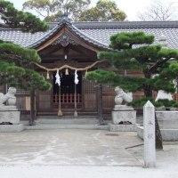 黒田官兵衛(如水)と戦勝祈願 闇無浜神社2