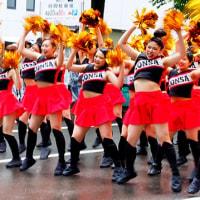 雨に見舞われた今年のYOSAKOIソーラン祭り(その1)