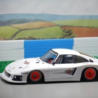スロットカー・PORSCHE 935/78 MOBY DICK TEST VERSION PAUL RICARD 1978(RACER)