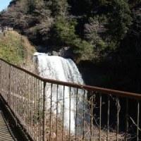 音止滝と白糸の滝