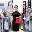 ディオールと売春婦を崇拝する韓国。