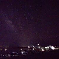 小浜島の星空