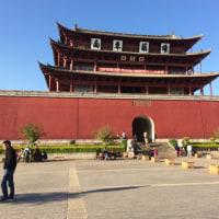 雲南省 建水古城の町並みと名物豆腐
