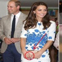 キャサリン妃に吐きダコ?ジョージ王子とシャーロット王女はやはり似ている