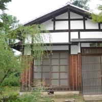 松山の旅その3-一草庵と山頭火