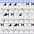 ボウリングのトリオリーグ戦 (116)