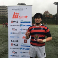 ムロオ 関西大学ラグビーAリーグ 第7節 試合結果