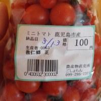 甘~いミニトマト