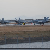 もう一度見てみたい航空写真 米海兵隊岩国航空基地 2