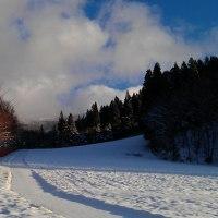◇蔵王温泉スキー場・中央ゲレンデで初すべり。