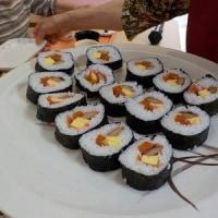 お寿司パーティー♪