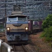 EF66-27山崎通過