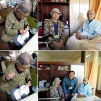 95歳の裁縫