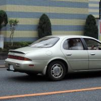Nissan Leopard J.Ferie 1992-�����֥͡��ब�Ĥ���3���ܤΥ˥å��� ��ѡ���