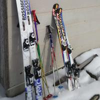 今季初スキー