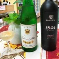 本日はさわやかなルーマニアの白ワインとカリフォルニアの赤ワインが試飲できますよ!