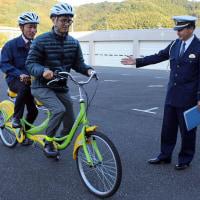 静岡県内で「タンデム自転車」が解禁 12月1日から公道走行可能に