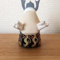 澤目獅子踊りさんできあがり