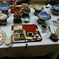 ブログ161001 新潟旅行 ~月岡温泉 清風苑~豪華 夕食篇