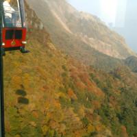 長崎県雲仙の紅葉