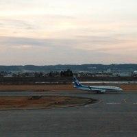立山連邦と富山空港